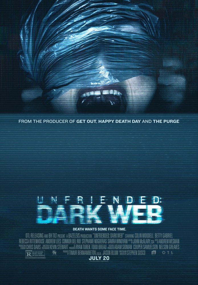 Unfriended: Dark Web 2018 720p HDRip x264