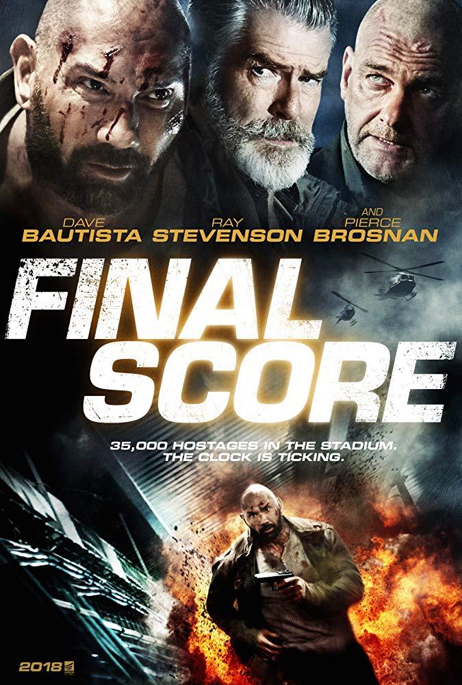 Final Score 2018 HDRip X264