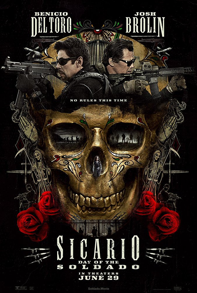 Sicario Day Of The Soldado 2018 720p WEBRip x264