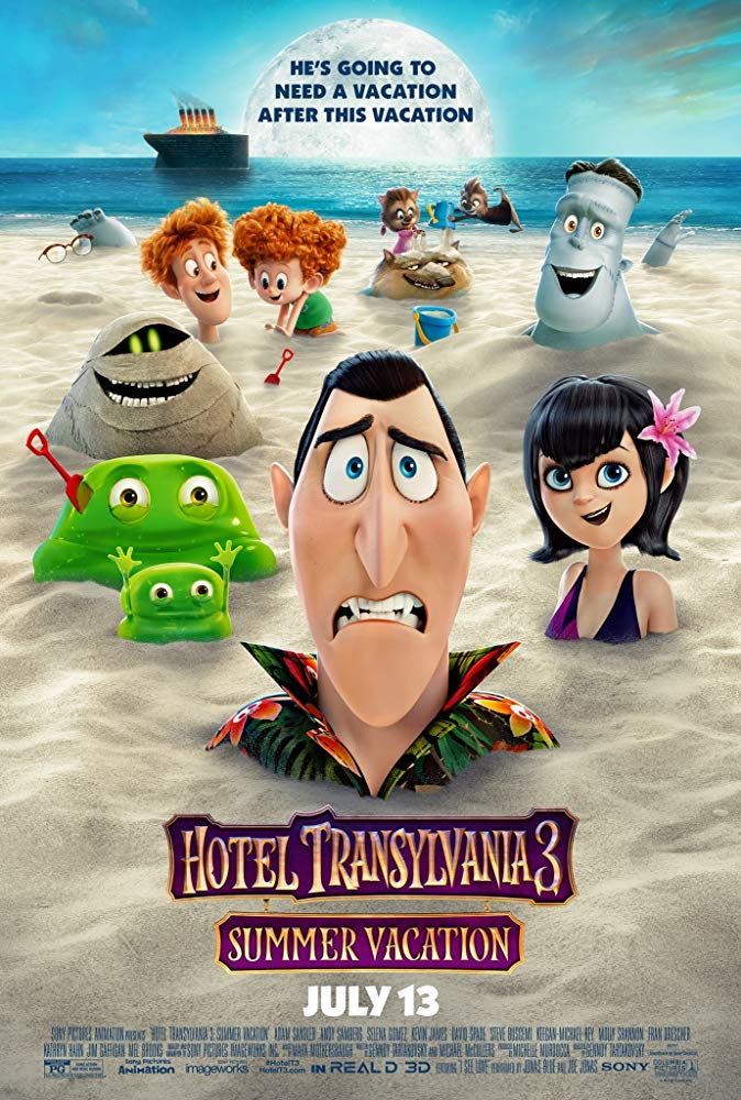 Hotel Transylvania 3: Summer Vacation 2018 HDRip x264