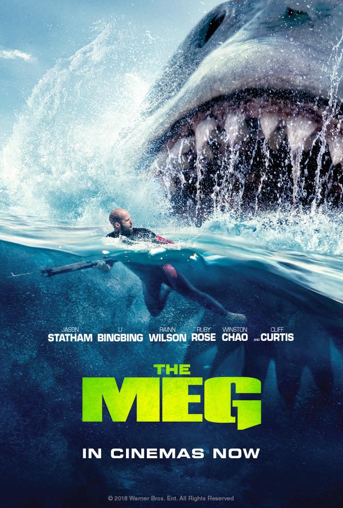 The Meg 2018 HDRip x264