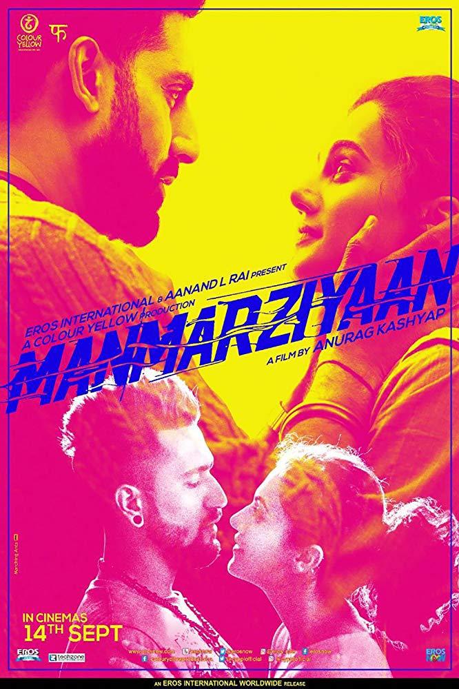 Manmarziyaan 2018 DVDScr x264