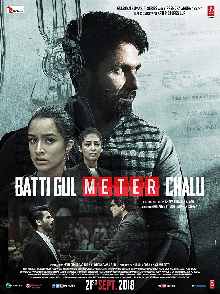 Batti Gul Meter Chalu 2018 720p Pre-DVDRip x264