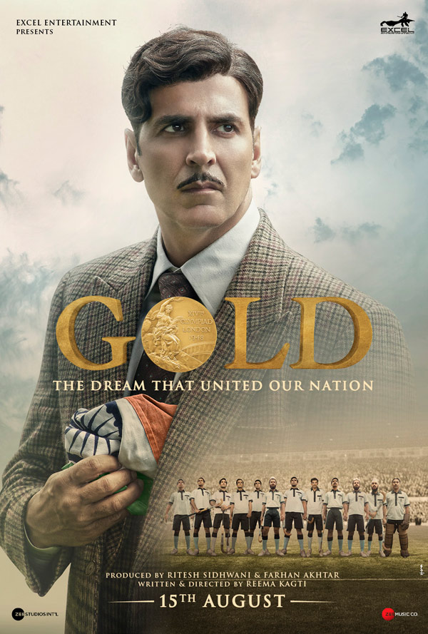 Gold 2018 DVDScr x264 700 MB
