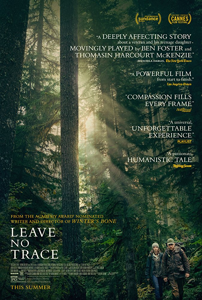 Leave No Trace 2018 WEB-DL x264