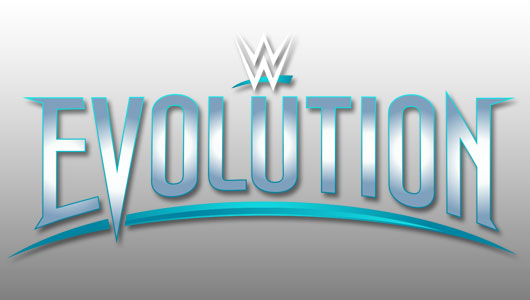 watch wwe evolution 2018