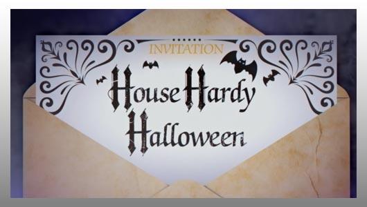 House Hardy Halloween