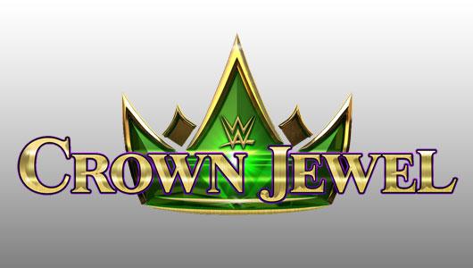wwe crown jewel 18