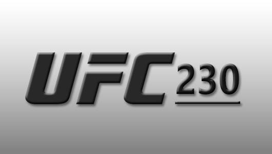 watch ufc 230