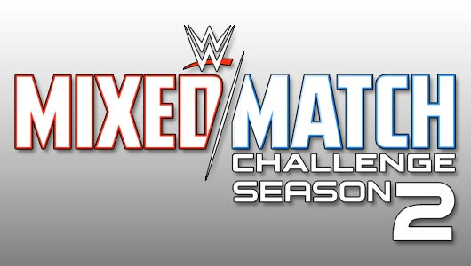 watch wwe mixed match challenge 10/2/2018