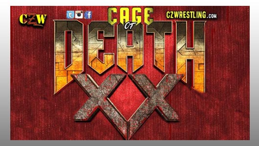 watch czw cage of death 20