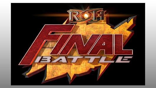 watch roh final battle 2018