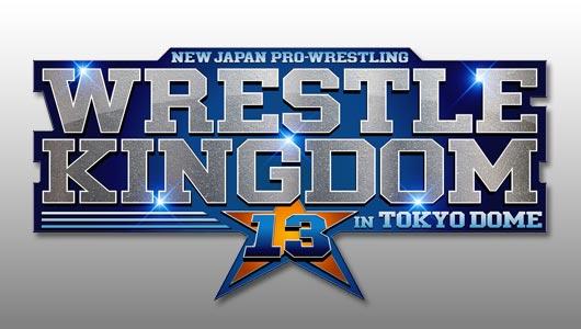 watch njpw wrestle kingdom 13