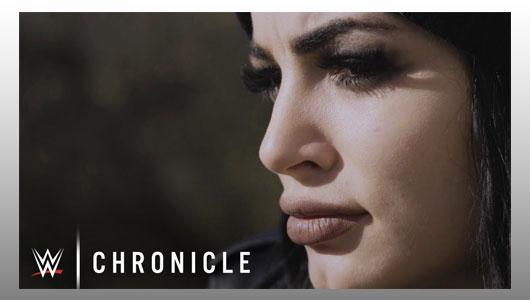 watch wwe chronicle: paige