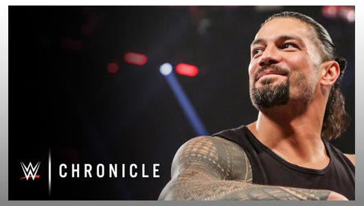 WWE Chronicle   Roman Reigns