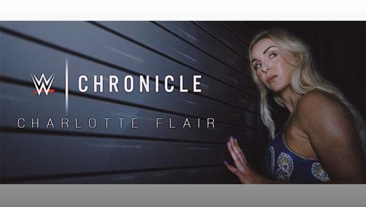WWE Chronicle Charlotte Flair